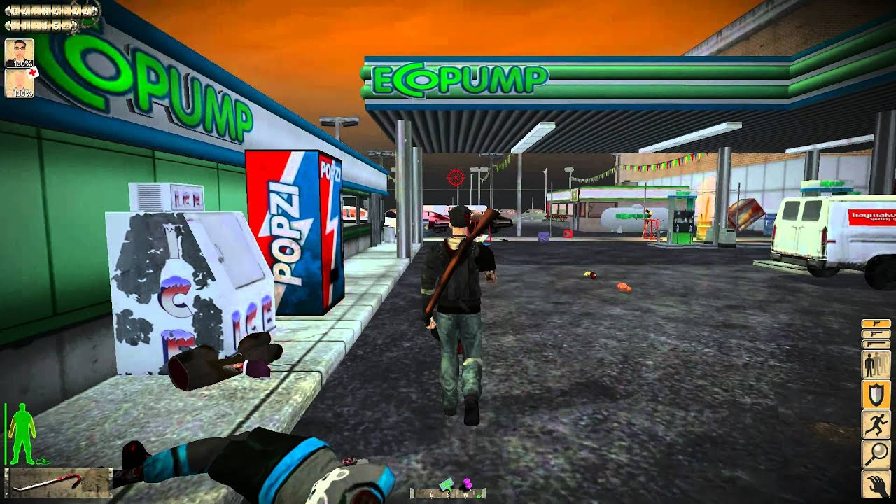 Games like fort zombie