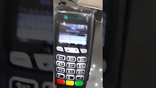 """Desjardins Debit / Credit machine """"Alert Irruption"""" error"""