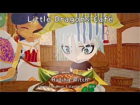 """Little Dragons Café """"Hating Witch"""" thumbnail"""