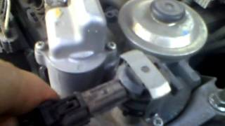 Сброс ошибки fuel filter maintenance reqd(, 2012-01-29T19:06:02.000Z)