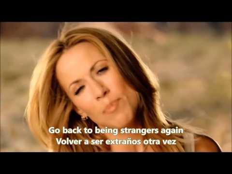 Sheryl Crow Strangers Again Subtitulado Español Ingles