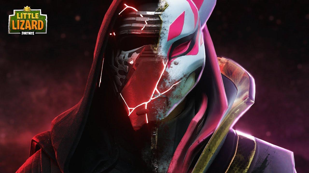 KYLO REN HAS COME FOR DRIFT!!! – Fortnite X Star Wars