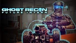Ghost Recon_ Future Intern - [Future Soldier Parody]