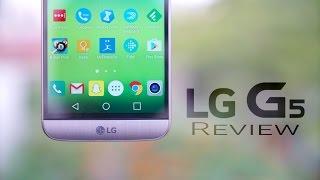 LG G5 Full Review - Radical Redesign!