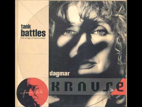 Dagmar Krause - Tank Battles - The Songs of Hanns Eisler - 1° parte