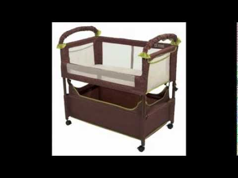 29fc22c01 Arm s Reach® Clear-Vue™ Co-Sleeper® Assembly - YouTube