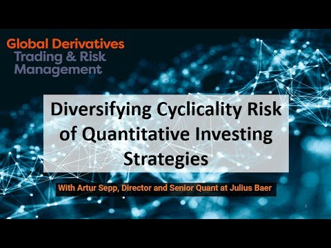 WEBINAR with Artur Sepp: Diversifying cyclicality risk of quantitative investing strategies