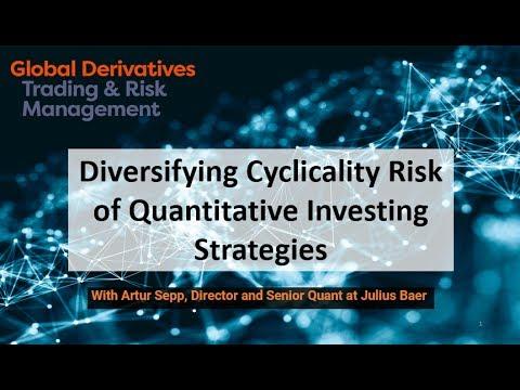 WEBINAR with Artur Sepp: Diversifying cyclicality risk of quantitative investing strategies