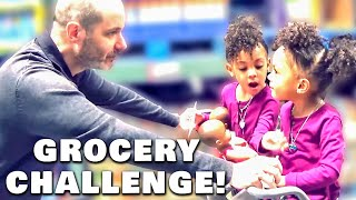Family Grocery Challenge!