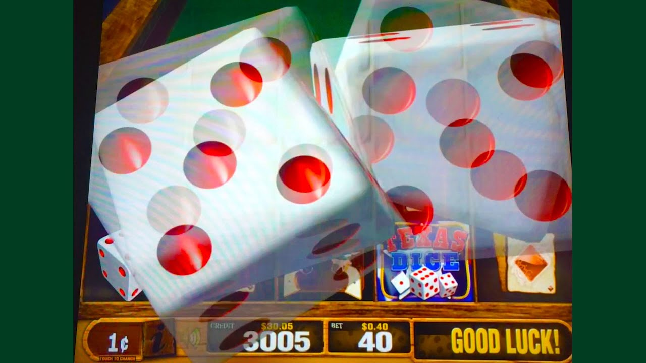 texas dice slot