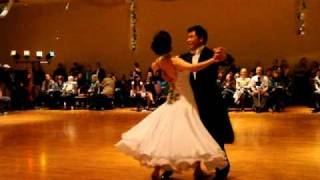 Open Waltz Solo performed at Star Of The North Ballroom Dance Competition