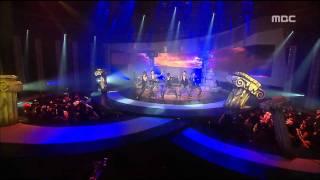 TVXQ - Mirotic, 동방신기 - 주문, Music Core 20081101