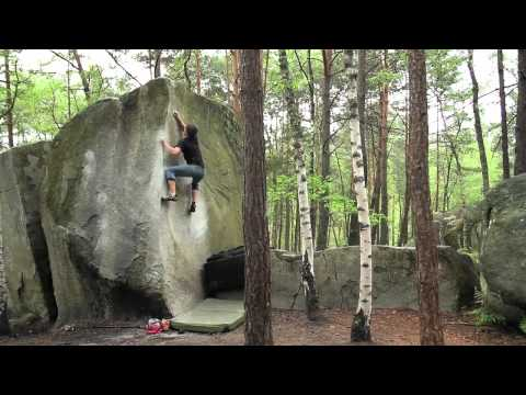 The climbing academy Bristol does Fontainebleau (2011) HD