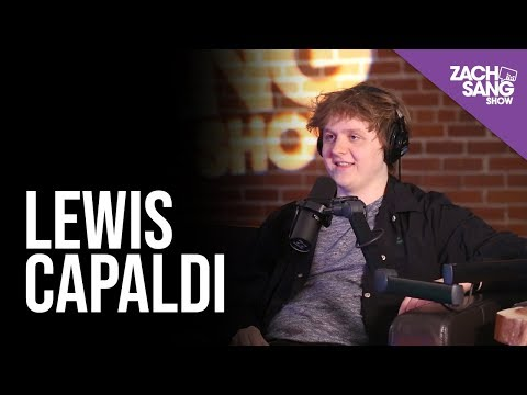 Lewis Capaldi Talks Someone You Loved, His Best Friend Niall Horan & Instagram