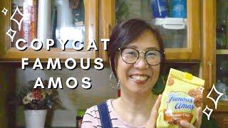 Copycat Famous Amos Chocolate Chip Recipe