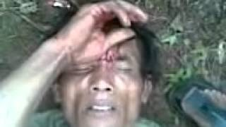 Video Sadis Penangkapan Pembunuh Keluarga