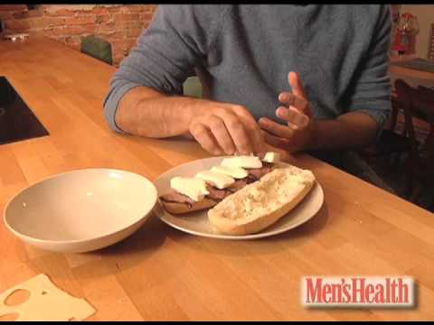 How to Cut 250 Calories from a Sandwich Men's Health