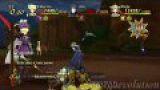 Eternal Sonata - Attacks Exhibition - Part 2 [HD]