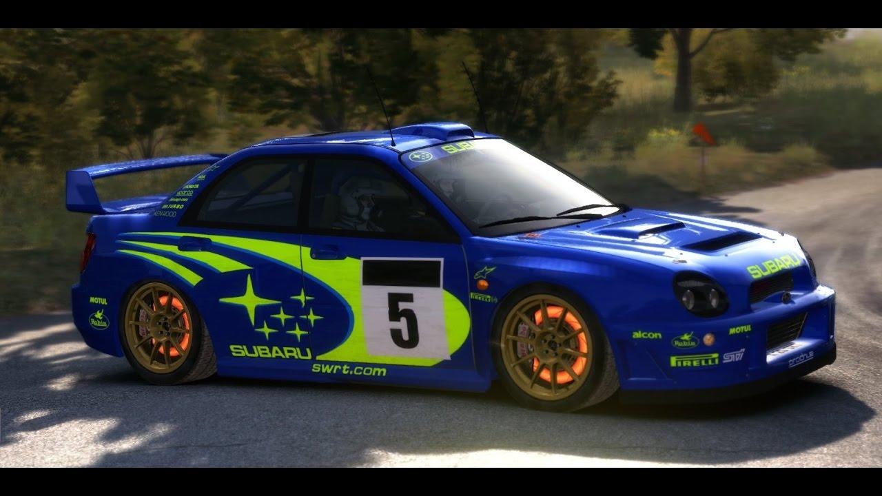 Subaru Rally Car >> Rallye Subaru WRC et Groupe A 2017 §§§§§§§ - YouTube
