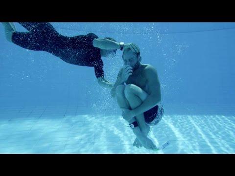Тренировка под водой