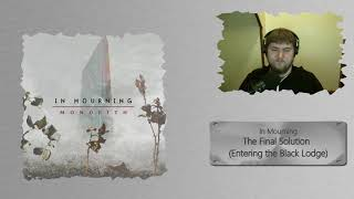 In Mourning - The Final Solution (Entering the Black Lodge) | SONG SHARE
