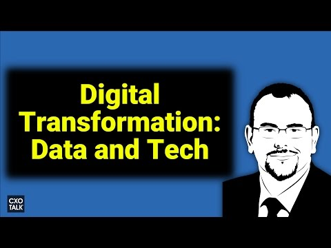 #233 Digital Transformation and Data: AI, IoT, Analytics, SAP Leonardo (from SapphireNOW)