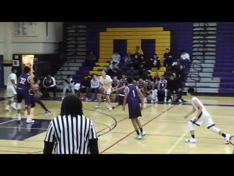 Luke Dillon Milpitas High School 18-19 Highlights