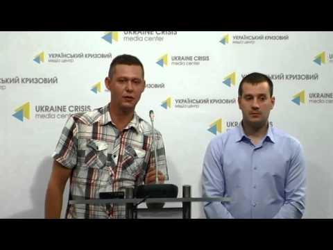 Frontline inspection. Ukraine Crisis Media Center, 10th of August 2015