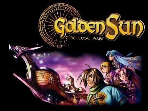 TOP 55 GAMEBOY ADVANCE | GOLDEN SUN THE LOST AGE (SEGA, CAMELOT, 2002) - EN ESPAÑOL