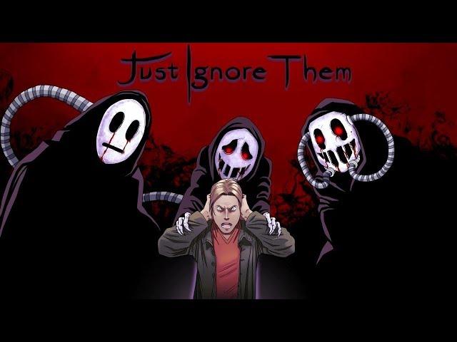 Just Ignore Them (PS4/PSVITA/PSTV/Steam/XBONE/SWITCH) Platinum Playthrough + Giveaway