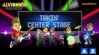 Alvin And The Chipmunks: Takin' Center Stage - Play Their Greatest Hits (Gameplay, Playthrough)