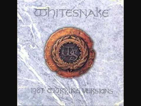 """Whitesnake - """"Is This Love"""" (Demo) 