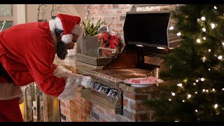 Merry Christmas from BBQGuys.com | Santa Gets His Grill On | 2017 Christmas Commercial