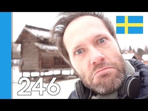 SWEDEN'S OLDEST BUILDING? - 10 Swedish Words #247