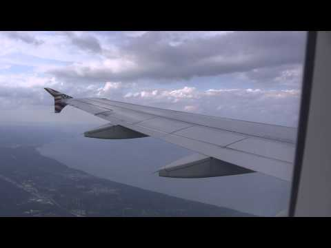 Final Approach to Chicago, June 2013 (HD)