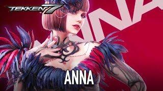 Tekken 7 - PS4/XB1/PC - Anna (Season Pass 2 Character Trailer)