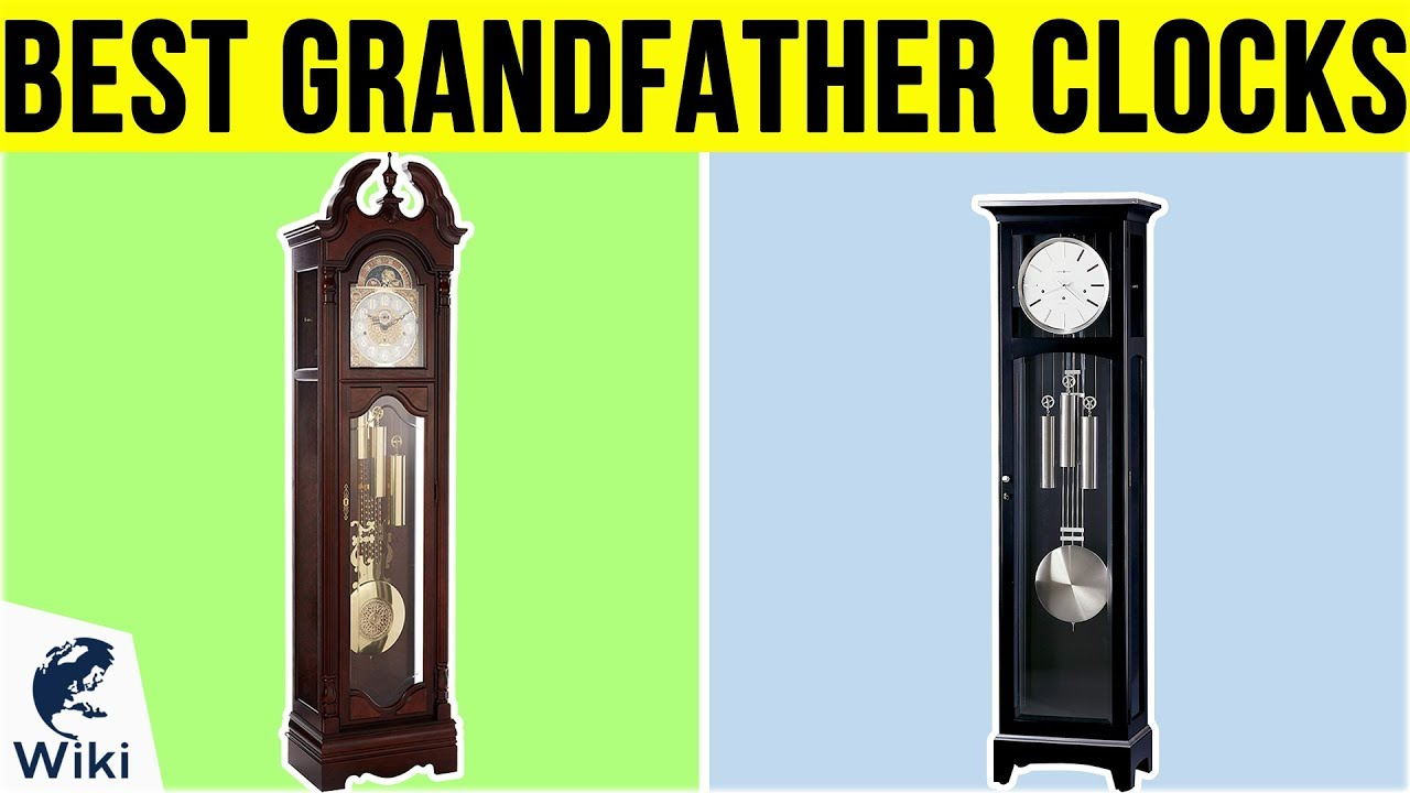 Top 7 Grandfather Clocks of 2019 | Video Review