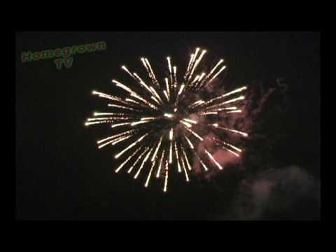 Knights of Destruction Fireworks Hickory Motor Speedway