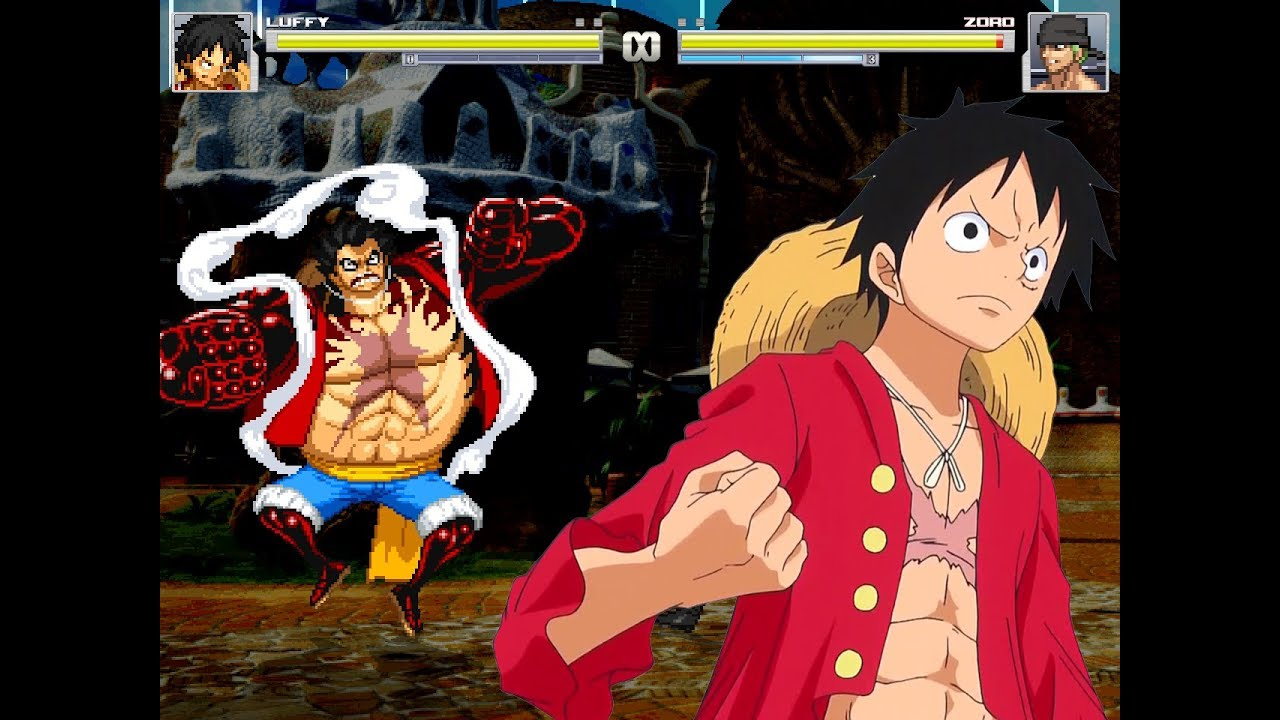 Enjoy it!enjoy some of the characters i have edited the character is grafted from many other characters from multiple sourcesnhân vật được ghép từ nhiều nhân. Luffy Gear 4 Jus By Guichoh1 By Dbsfunny