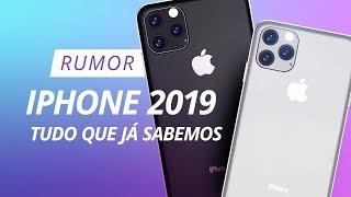 TUDO sobre o iPhone 2019