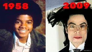Как менялись | How to Change | Майкл Джексон | Michael Jackson | 1958 - 2009 | 1 - 50