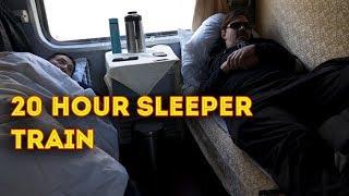 What Is Life Like on a 20 Hour Sleeper Train | Won's World Vol. 3