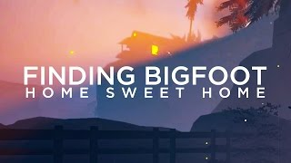 Finding Bigfoot and Finding Bigfoot's House
