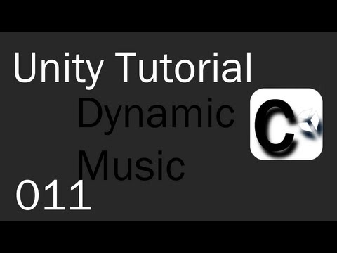 006  Unity Game  Adding music and looping