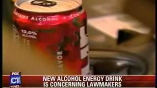 Dr. A.J. Smally comments on dangers of Four-Loko energy drink