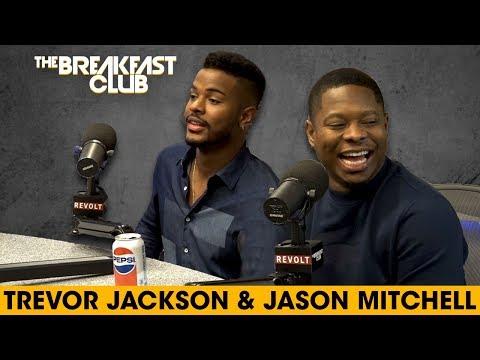 Trevor Jackson & Jason Mitchell On 'Superfly', Monogamy, 'The Chi' + More