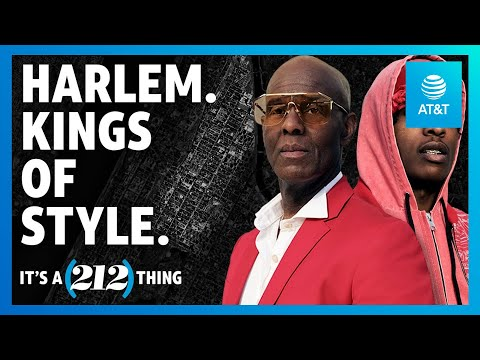 Exclusive: Watch Dapper Dan & A$AP Rocky Pay Homage to Harlem Fashion
