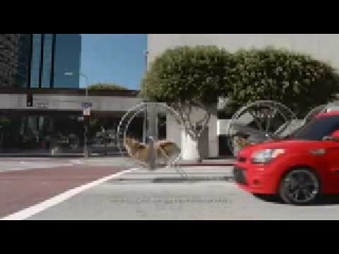 """Kia Soul """"A new way to Roll"""" advert featuring GoldFish track Fort Knox"""