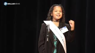 Jasira King's winning speech for the 27th Annual Foley Gardere MLK Jr. Oratory Competition