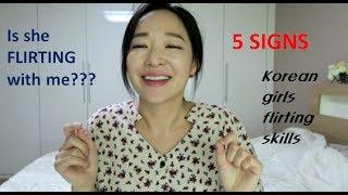 How Korean Girls FLIRT